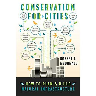 Conservation for Cities: How to Plan & Build Natural Infrastructure
