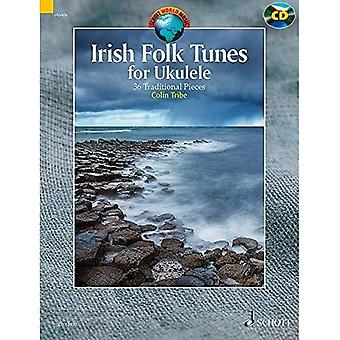 Irish Folk Tunes for Ukulele: 36 Traditional Pieces (Schott World Music)