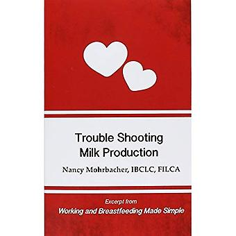 Trouble Shooting Milk Production: Excerpt from Working and Breastfeeding Made Simple: Volume 4 (Working and Breastfeeding...