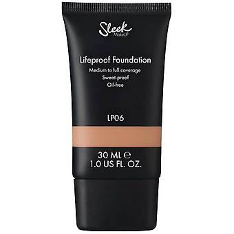 Sleek Make Up Foundation Lifeproof Lp06 (Makeup , Face , Foundation)
