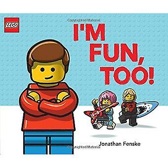 Sou divertido, também! (Um livro de imagens LEGO clássico) (Icônico de LEGO)