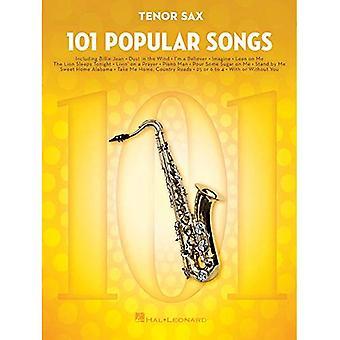 101 Volkslieder - Tenor-Saxophon