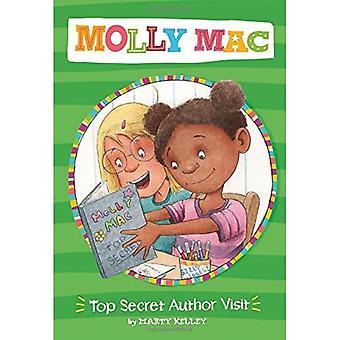 Top Secret Author Visit (Molly Mac)