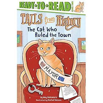 Die Katze regierte die Stadt (Tails aus der Geschichte)