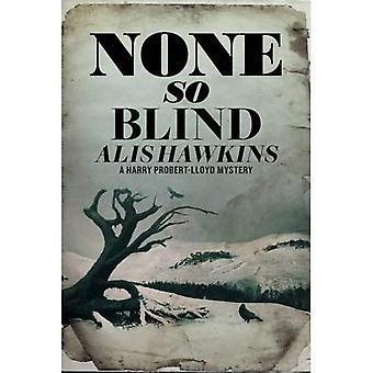 Geen zo Blind (de Mysteries van Harry Probert-Lloyd)