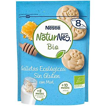 Nestlé Naturnes Bio Gluten Free Cookies with Honey 150gr