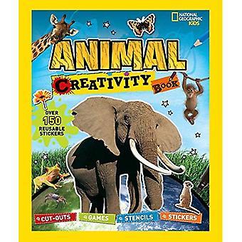 Animale créativité (cahier d'activités)