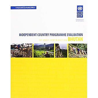 Valutazione dei risultati di sviluppo - Bhutan (seconda valutazione): valutazione del programma di paese indipendente del contributo di UNDP