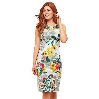 Joe Browns Womens blommor och frukt hela klänning