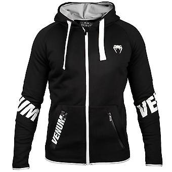Venum Mens Contender 3.0 Hoodie - Black/White