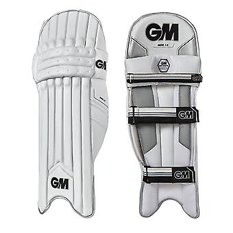 Gunn & Moore 2018 808 Limited Edition Cricket Batting Pads Guards White/Black