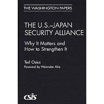 التحالف الأمن U.S.Japan لماذا يهم، وكيف يمكن تعزيز ذلك عن طريق تيد آند أوسيوس