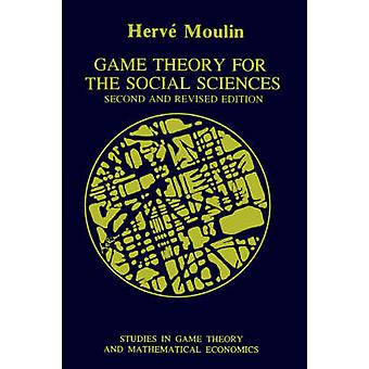 Game Theory for Social Sciences by Moulin