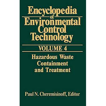 Encyclopedia of Environmental Control Technology Volume 4 by Cheremisinoff