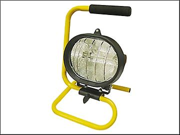 Faithfull Power Plus Portable Sitelight 500 Watt 240 Volt