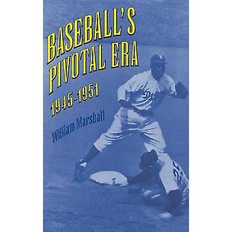 Palle da baseball cardine Era 19451951 da Marshall & William J.