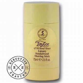 Taylor of Old Bond Street Sandalwood Shaving Stick (75ml)
