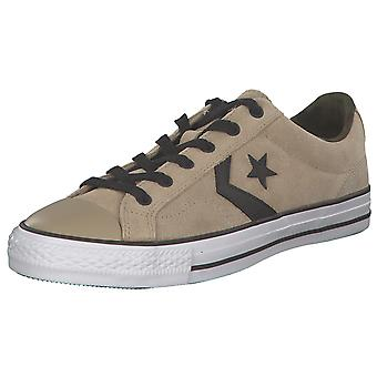 Converse star player sneakers beige