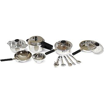 Casdon 15 Piece Toy Pan Set