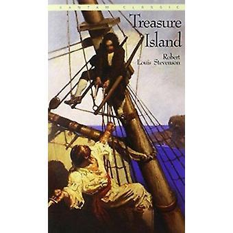 Treasure Island by Robert Louis Stevenson - 9780553212495 Book