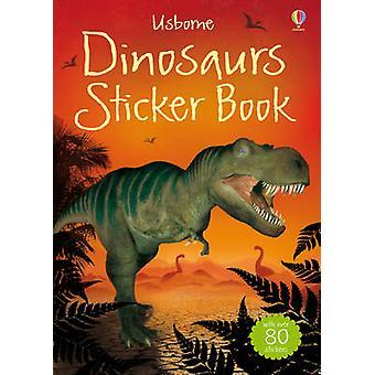 Dinosaurs Sticker Book by David Norman - Bob Hersey - 9781409520610 B
