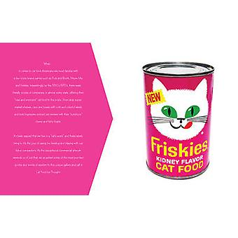 Cat Food for Thought - Pet Food Label Art - Wit - and Wisdom by Warren