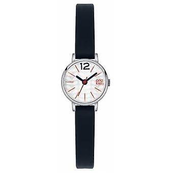 Orla Kiely Navy Blue Strap Stailess Steel Case OK2009 Watch