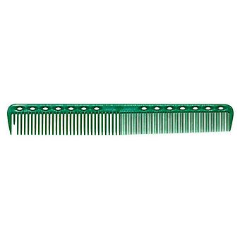 YS Park Double Comb Green Normal Ys 339 (Hair care , Combs and brushes)