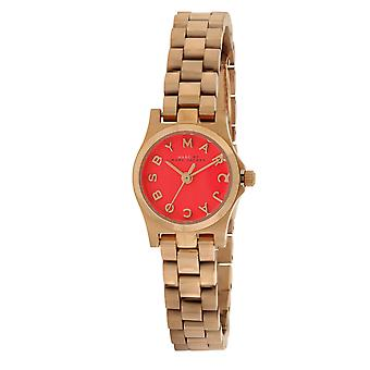 Marc by Marc Jacobs Henry Mini Gold-Tone Ladies Watch MBM3311