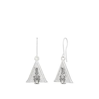 Assassin 's Creed Odyssey Drop Earrings In Sterling Silver