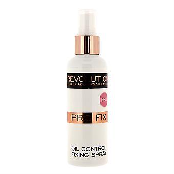 Makeup Revolution Pro Fix Oil Control Fixing Spray 100 ml