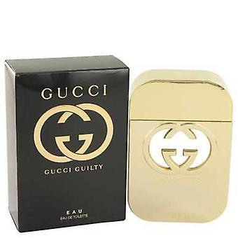 Gucci Guilty Eau By Gucci Eau De Toilette Spray 2.5 Oz (women) V728-533214