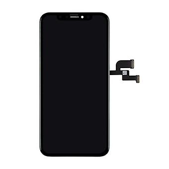 Stuff Certified ® iPhone XS Screen (Touchscreen + OLED + Parts) AAA + Quality - Black - Copy