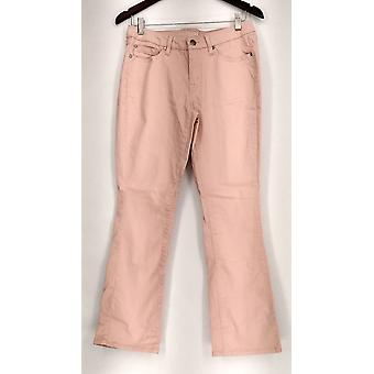SkinnyJeans 2 Petite Jeans Colored Slim Bootcut Lady Pink A265434
