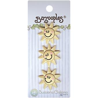 Bazooples boutons soleil Bz 129