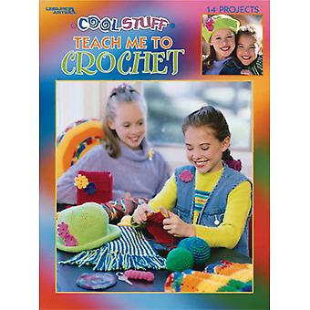 Leisure Arts Cool Stuff Teach Me To Crochet La 3285