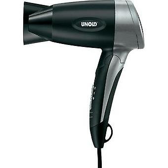 Hair dryer Unold 87206 Black/silver