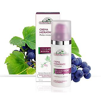 Corpore Sano Combination Skin Moisturizer 50 Ml Stem Cells