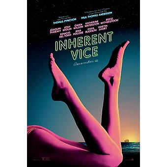 Inherent Vice Movie Poster (11 x 17)