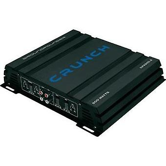 2-channel headstage 250 W Crunch GPX-500.2