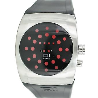 The one binary watch mens watch screw me watch - SW102R3