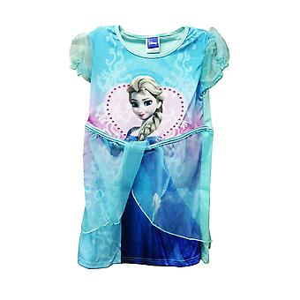Disney Princess Frozen Elsa Girls Blue Party Tutu Dress