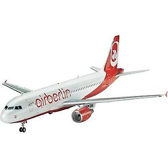 Revell 04861 Airbus A320 AirBerlin Aircraft assembly kit 1:144