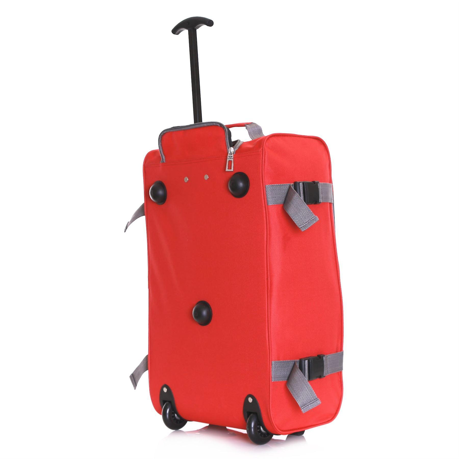 Slimbridge Lobos Cabin Trolley Bag, Red