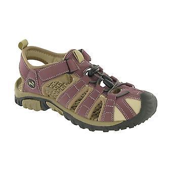 Surf Vista Childrens Girls Sandals Textile Rubber Footwear Summer Sports Shoes