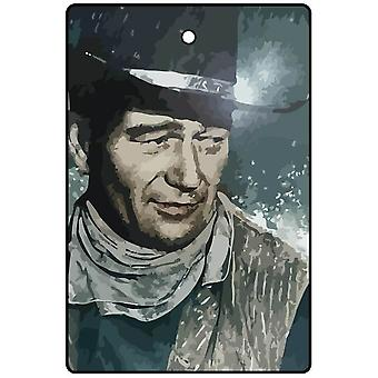 John Wayne Car Air Freshener