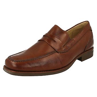 Mens Anatomic & Co Formal Slip On Shoes Barbosa