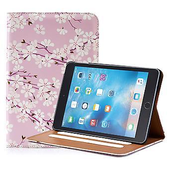 32nd Floral Design folio case for Apple iPad Mini 1 2 3 - Cherry Blossom