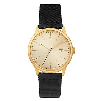 Cheapo Rawiya Classic Watch - Gold