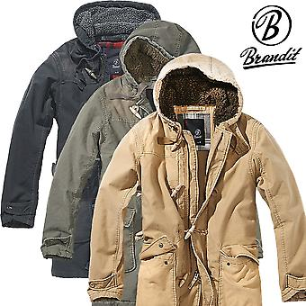 Brandit Woodson heavy parka mens jacket